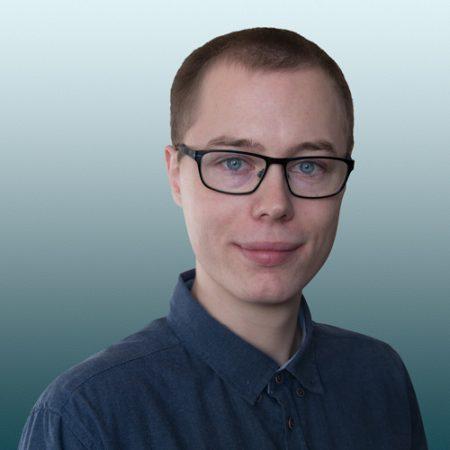 Mennesker og Jobs praktikant Sebastian Holleufer