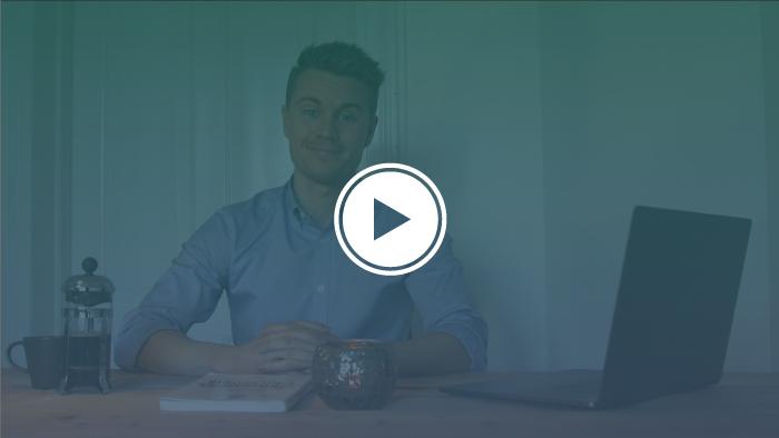 Billede af Mennesker og Jobs PA Andreas. Klik på billedet for at se Andreas' video.